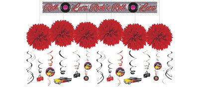 Classic 50s Super Decorating Kit