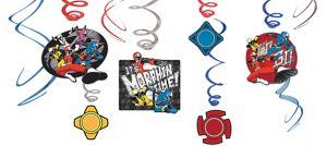 Power Rangers Ninja Steel Swirl Value Pack 12ct
