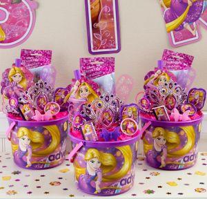 Rapunzel Ultimate Favor Kit for 8 Guests