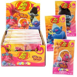 Jelly Belly Trolls Jelly Bean Packs 24ct