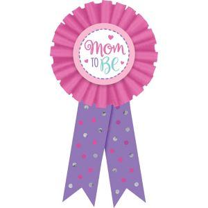 Mom-to-Be Award Ribbon