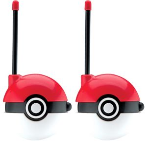 Pokemon Pokeball Walkie Talkies 2ct