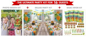 Lion Guard Ultimate Party Kit for 16 Guests