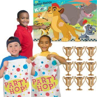 Lion Guard Fun & Games Kit