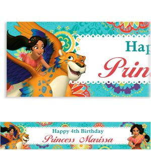 Custom Elena of Avalor Banner