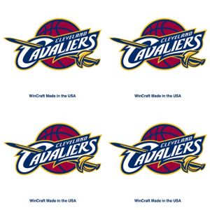 Cleveland Cavaliers Face Tattoos 4ct