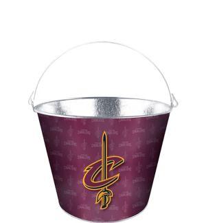 Cleveland Cavaliers Galvanized Bucket