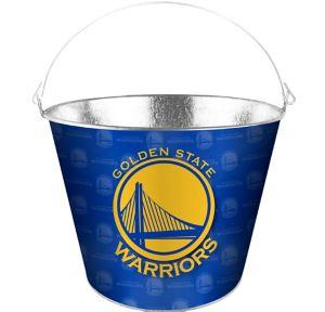 Golden State Warriors Galvanized Bucket