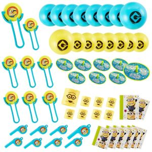 Minions Favor Pack 48pc