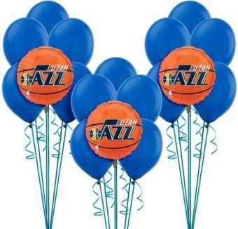 Utah Jazz Balloon Kit