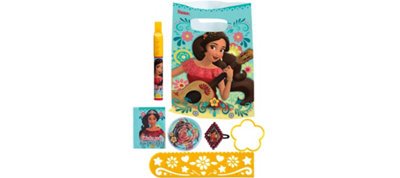 Elena of Avalor Basic Favor Kit for 8 Guests