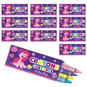 My Little Pony Crayon Boxes 48ct
