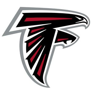 Atlanta Falcons Cling Decal