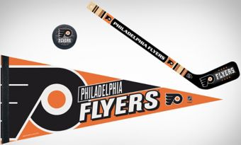 Philadelphia Flyers Slap Shot Fan Kit
