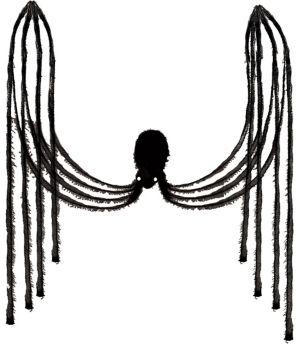 Cascade Spider Decoration