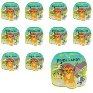 Lion Guard Notepads 24ct