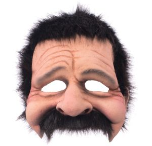Adult Uncle Bobby Mask