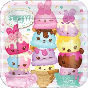 Num Noms Lunch Plates 8ct