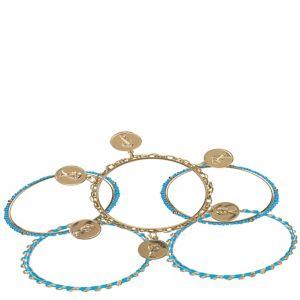 Gods & Goddesses Bangle Bracelets 5ct