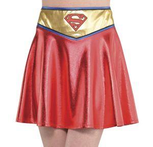 Adult Supergirl Skirt - Superman