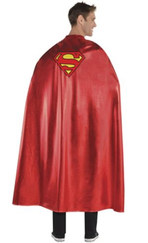 Long Superman Cape