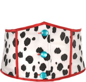 Cruella De Vil Corset - 101 Dalmatians