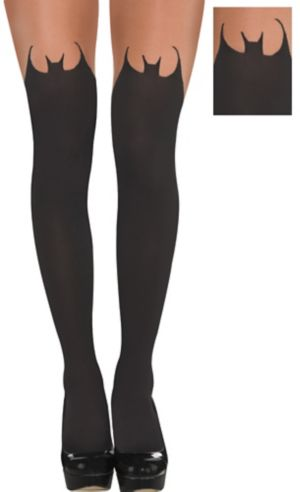 Adult Batgirl Tights - Batman