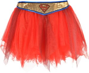 Adult Supergirl Tutu - Superman
