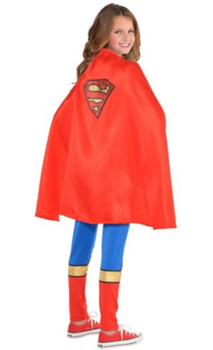 Supergirl Cape - Superman