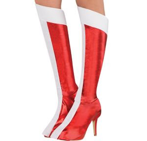 Adult Wonder Woman Boot Covers
