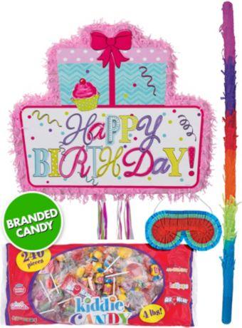 Birthday Sweets Pinata Kit