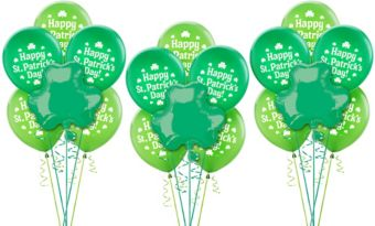 St. Patrick's Day Balloon Kit