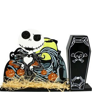 Jack Skellington Table Sign - The Nightmare Before Christmas