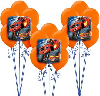 Blaze and the Monster Machines Balloon Kit