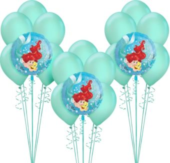 Little Mermaid Balloon Kit