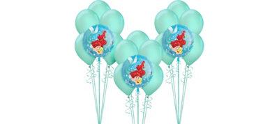 Little Mermaid Balloon Kit