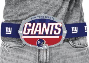 Light-Up New York Giants Belt