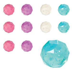 Gemstone Bounce Balls 48ct
