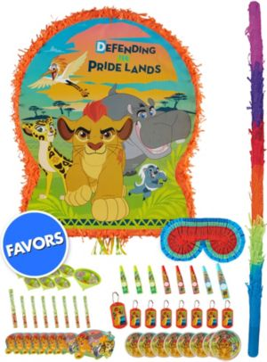 Lion Guard Pinata Kit with Favors
