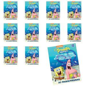SpongeBob Coloring Books 48ct