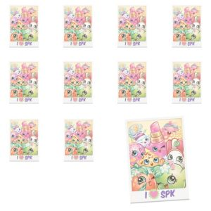 Shopkins Notepads 12ct