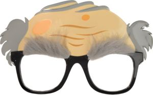 Old Man Glasses