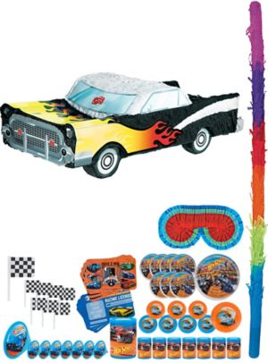 Classic Car Pinata Kit with Favors