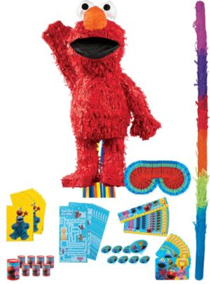Elmo Pinata Kit with Favors
