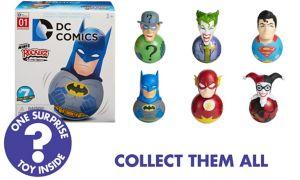 DC Comics Rockerz Mystery Pack
