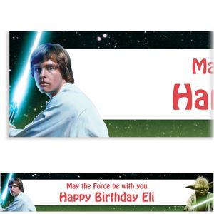 Custom Star Wars Banner