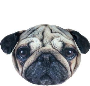 Pug Dog Pillow Plush