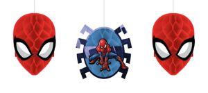 Spider-Man Webbed Wonder Honeycomb Balls 3ct