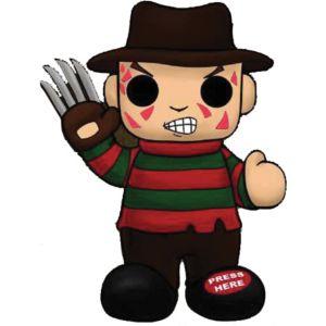 Animated Freddy Krueger Action Figure