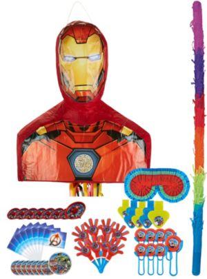 Iron Man Pinata Kit with Favors